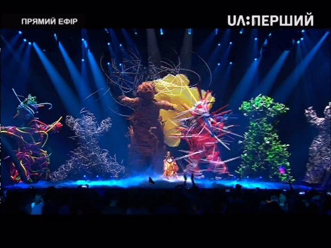 Евровидение 2017 первый полуфинал: Джамала