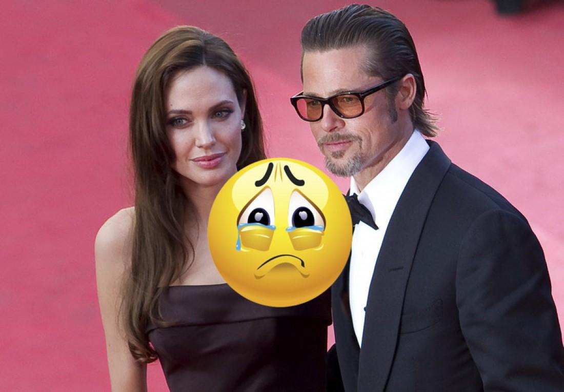 Развод Джоли и Питта: как это пережить