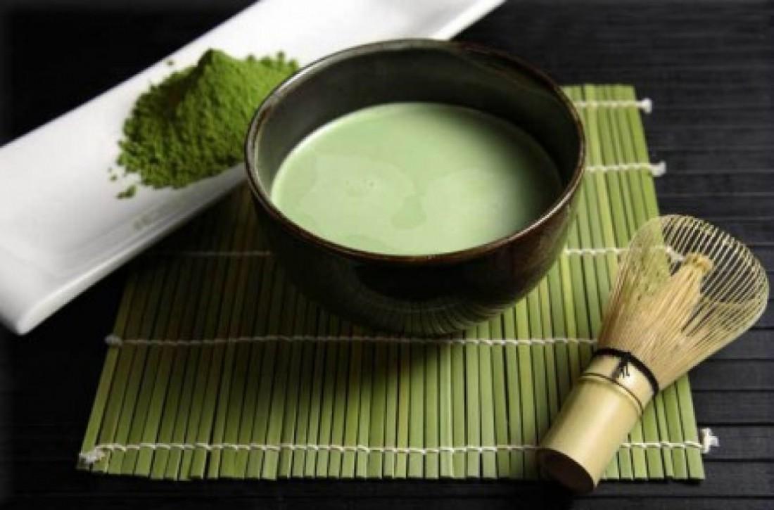 Чай матча чрезвычайно богат на антиоксиданты и полифенолы