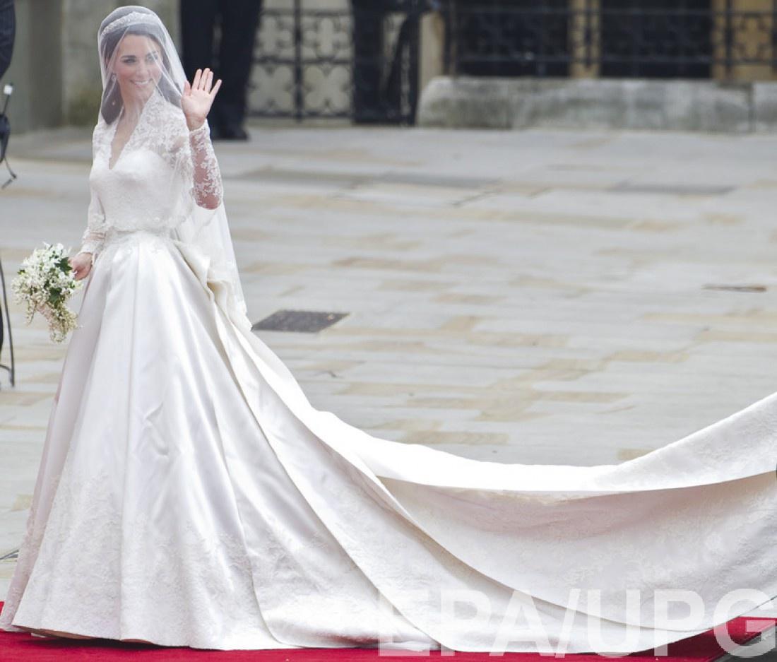 Свадьба Кейт Миддлтон