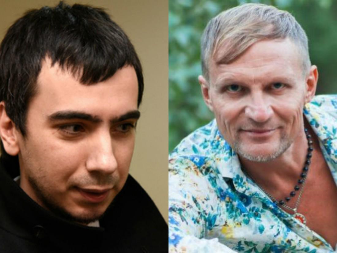 Владимир Кузнецов (Вован), Олег Скрипка