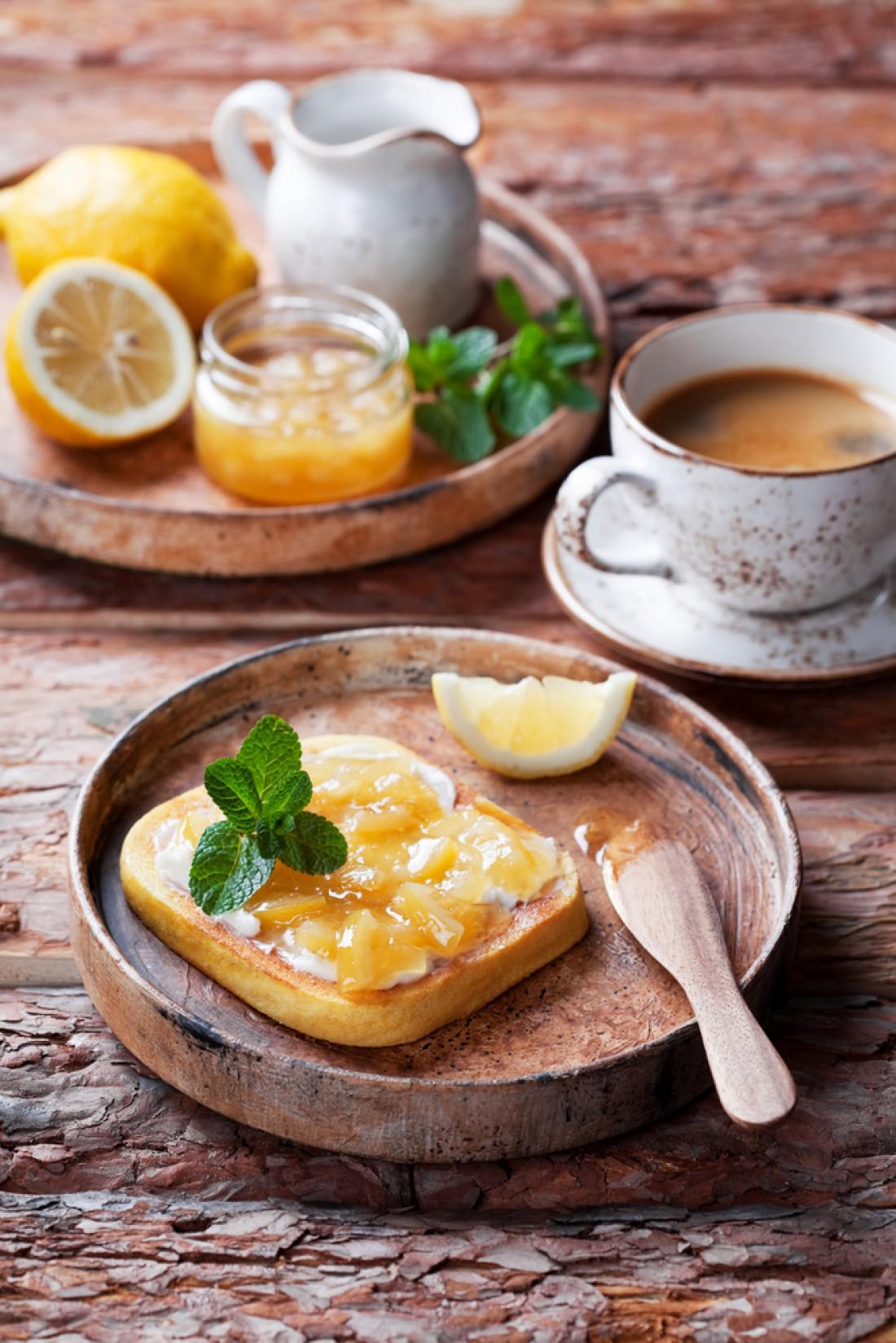 Лимонный джем: рецепт