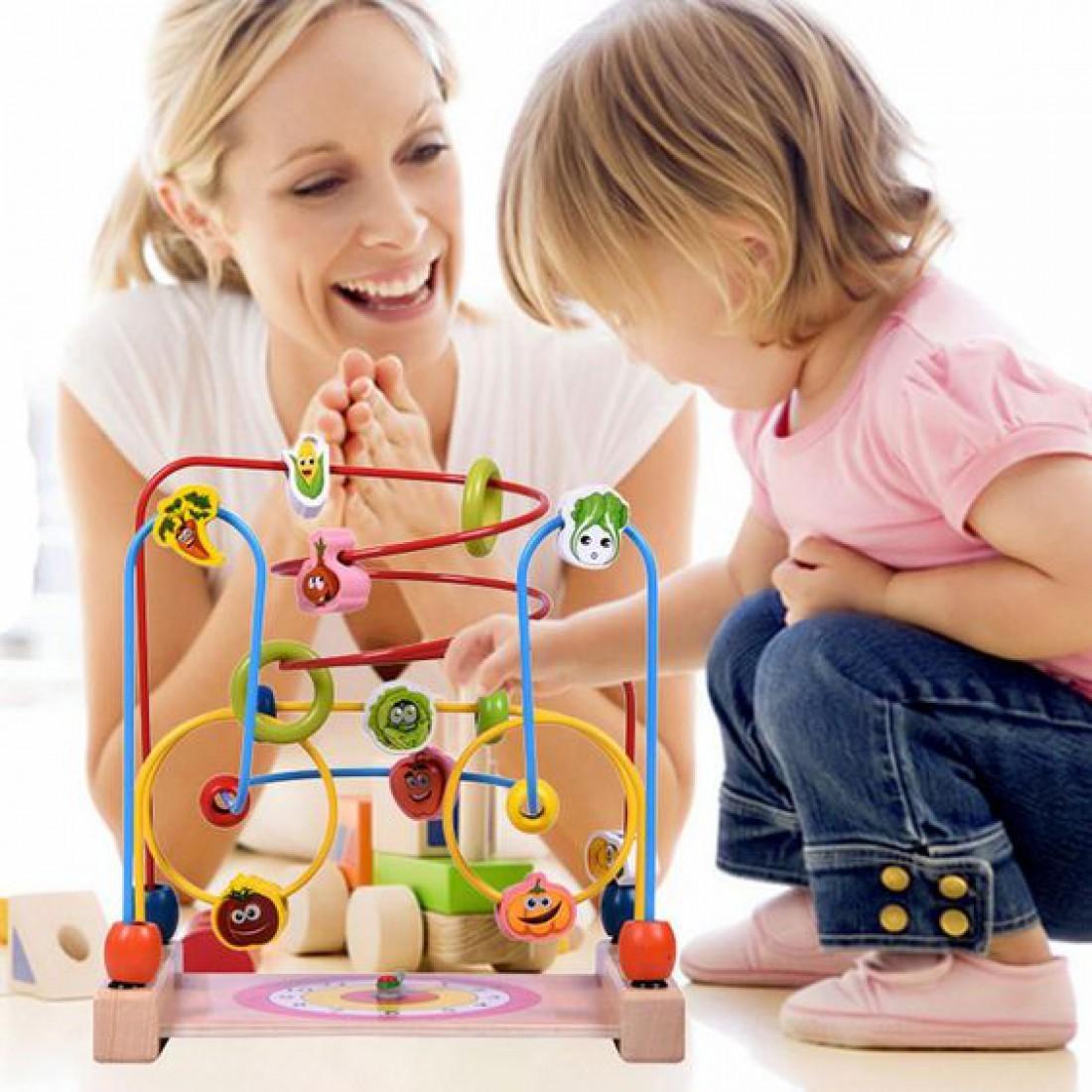 Ранее развитие: Зачем нужны и как выбрать сенсорные игрушки для малыша
