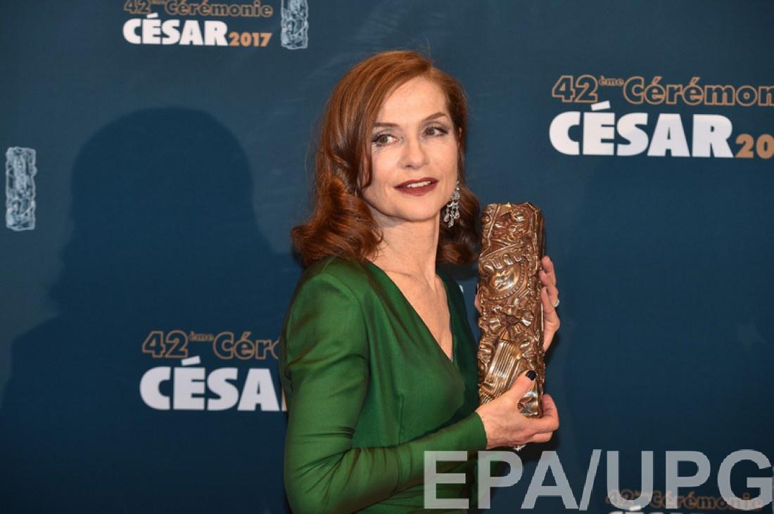 Изабель Юппер стала Лучшей актрисой