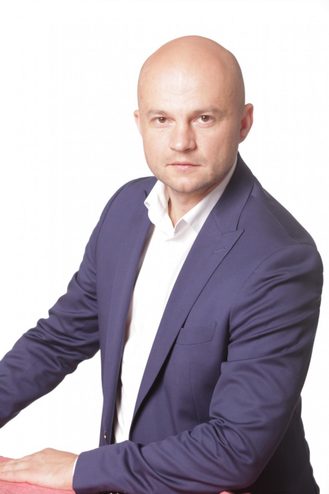 Компания Техэнерготрейд: Заместитель генерального директора Сергей Богуцкий