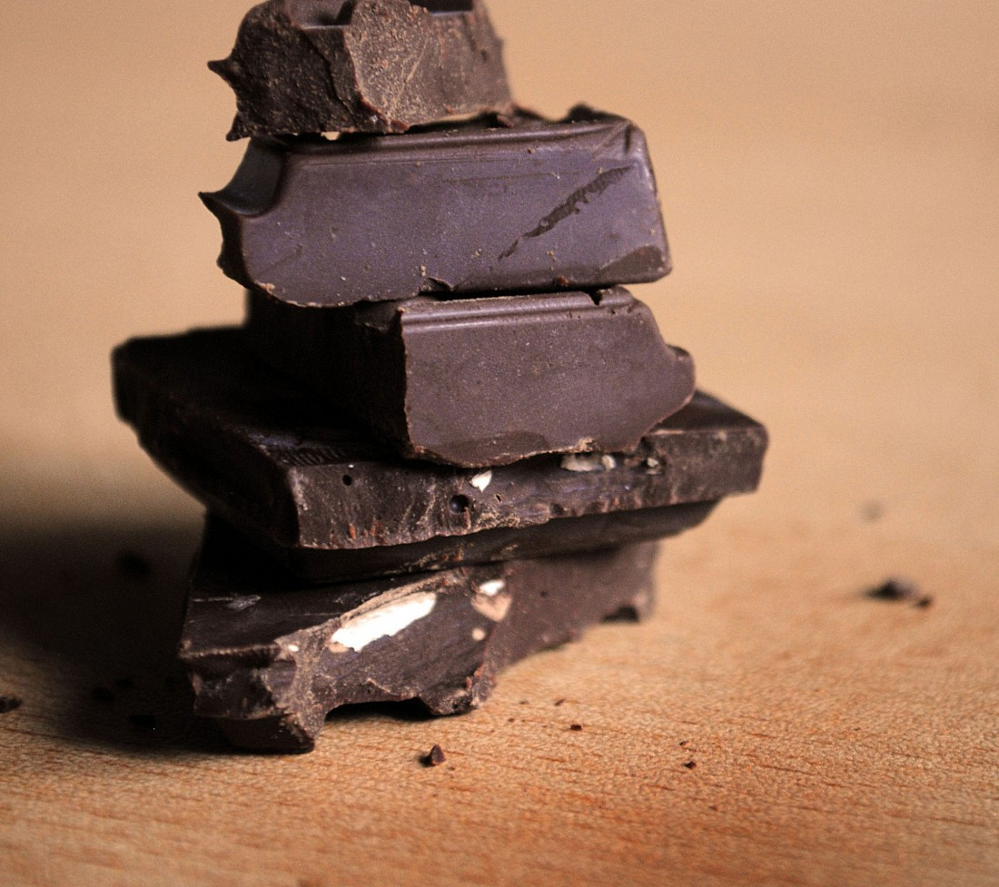Шоколад должен содержать более 70% какао