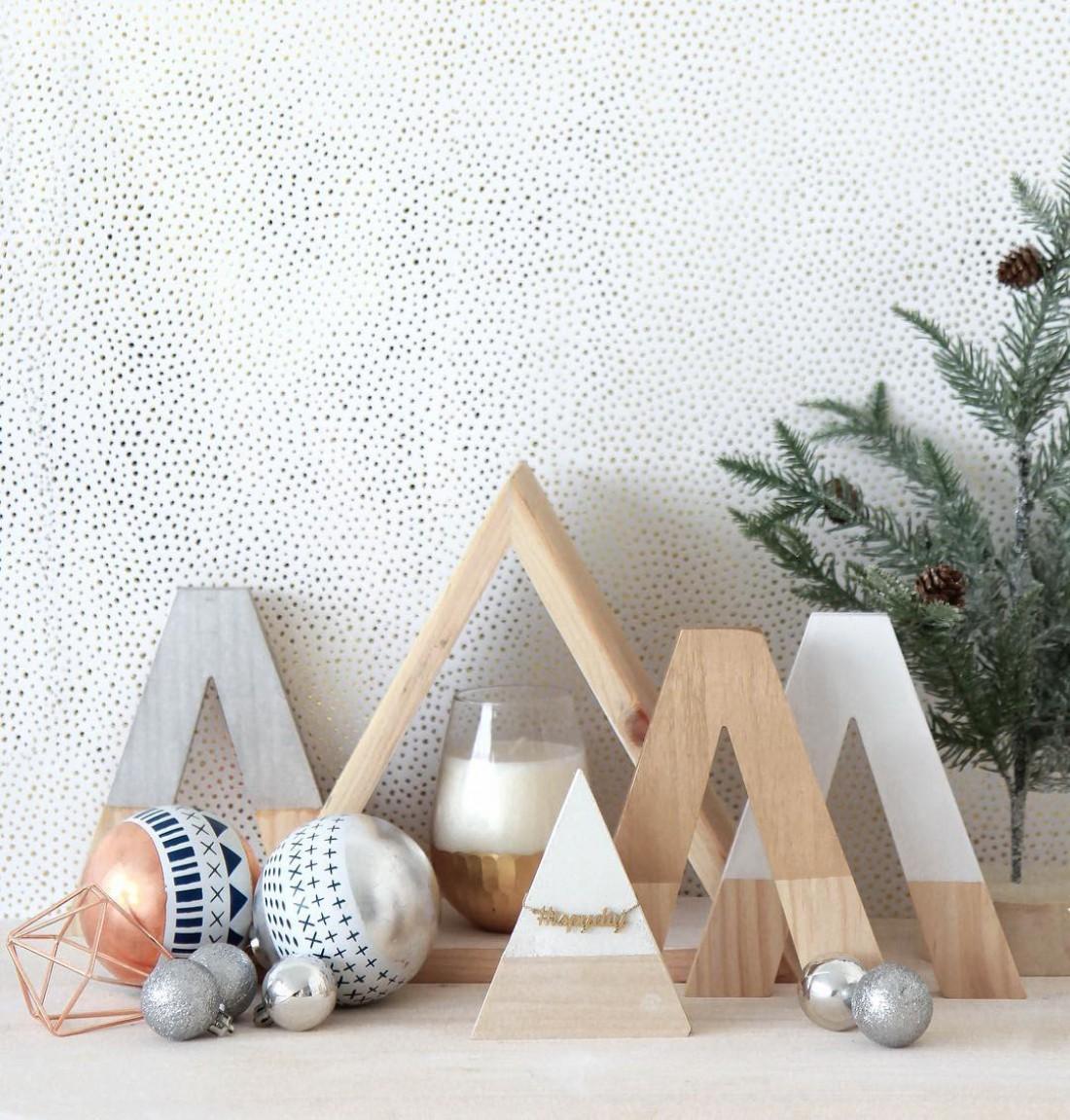 Идеи, как украсить дом к Новому году 2017, ищи в Instagram