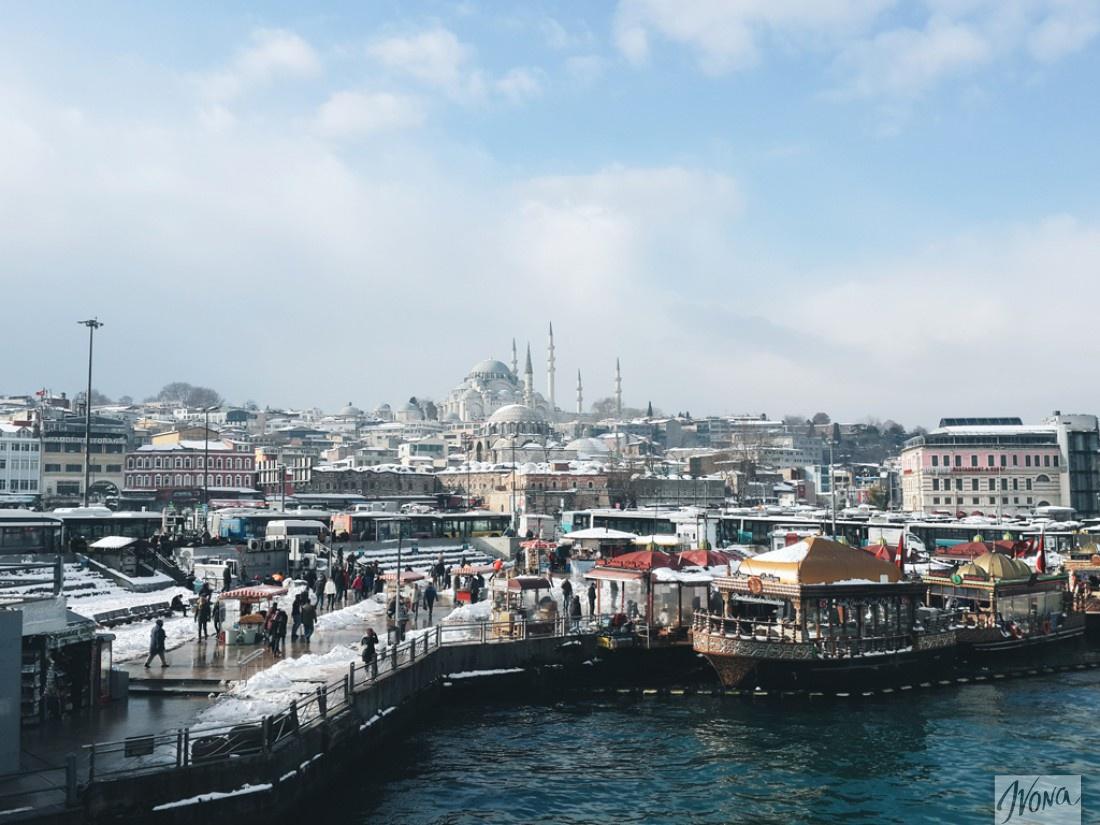 Стамбул – один из красивейших городов мира