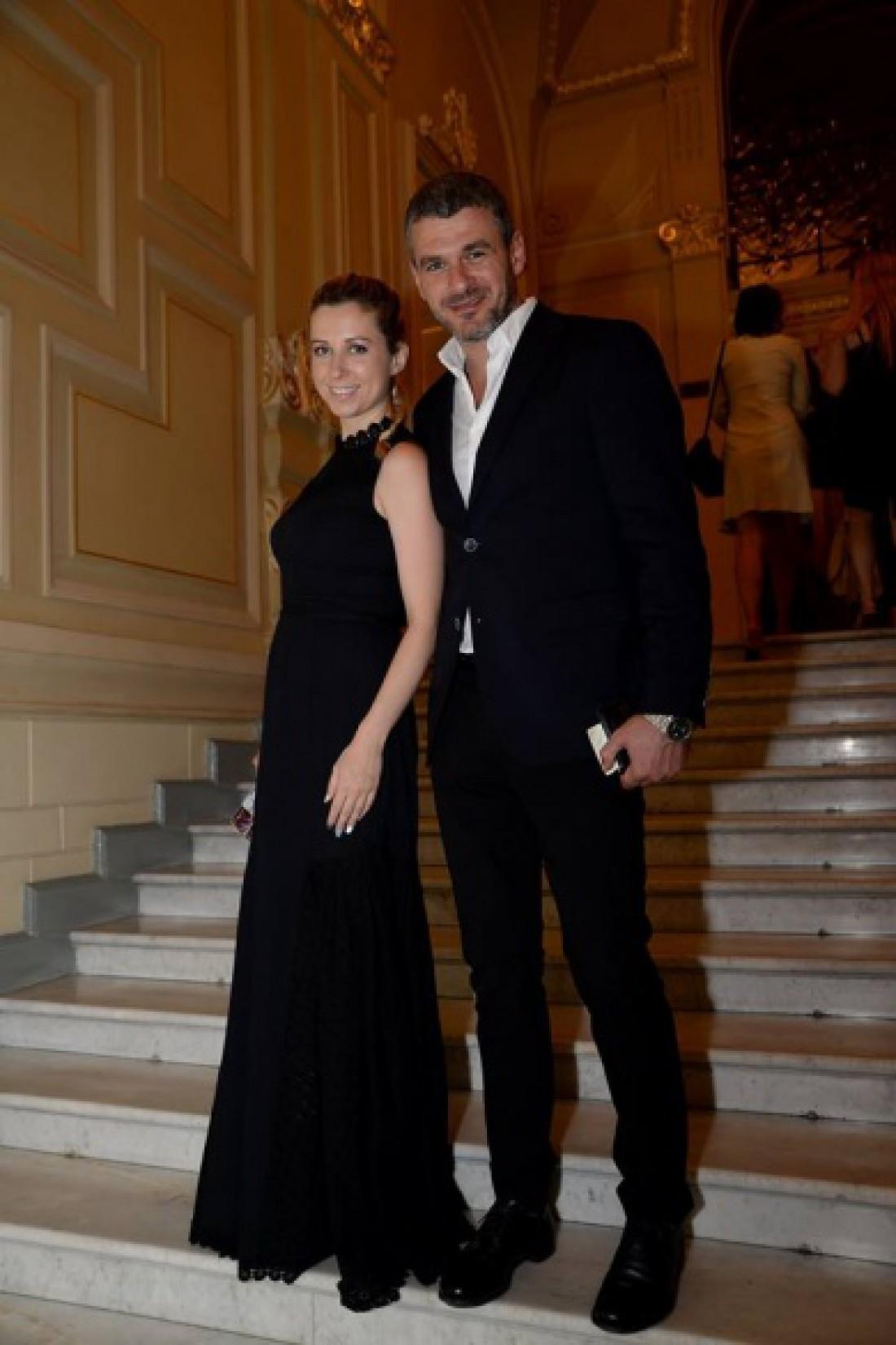 Тоня Матвиенко и Арсен Мирзоян на балете