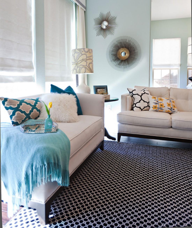 Поменяй местами мебель
