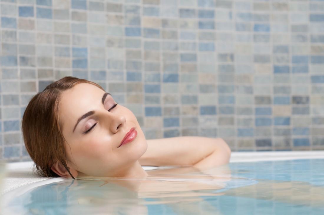 Откажись от гарячей ванны