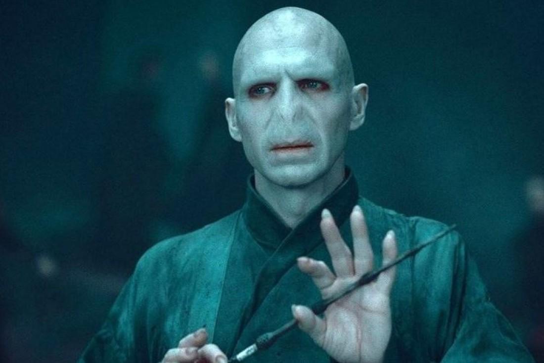 Волан-де-Морт из Гарри Поттера