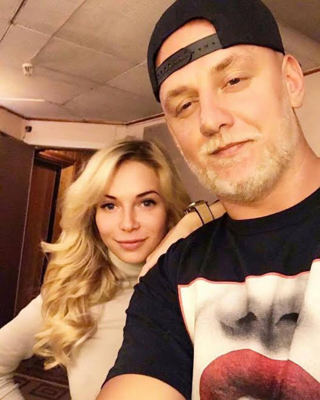 Юлия Думанская и Алексей Потапенко