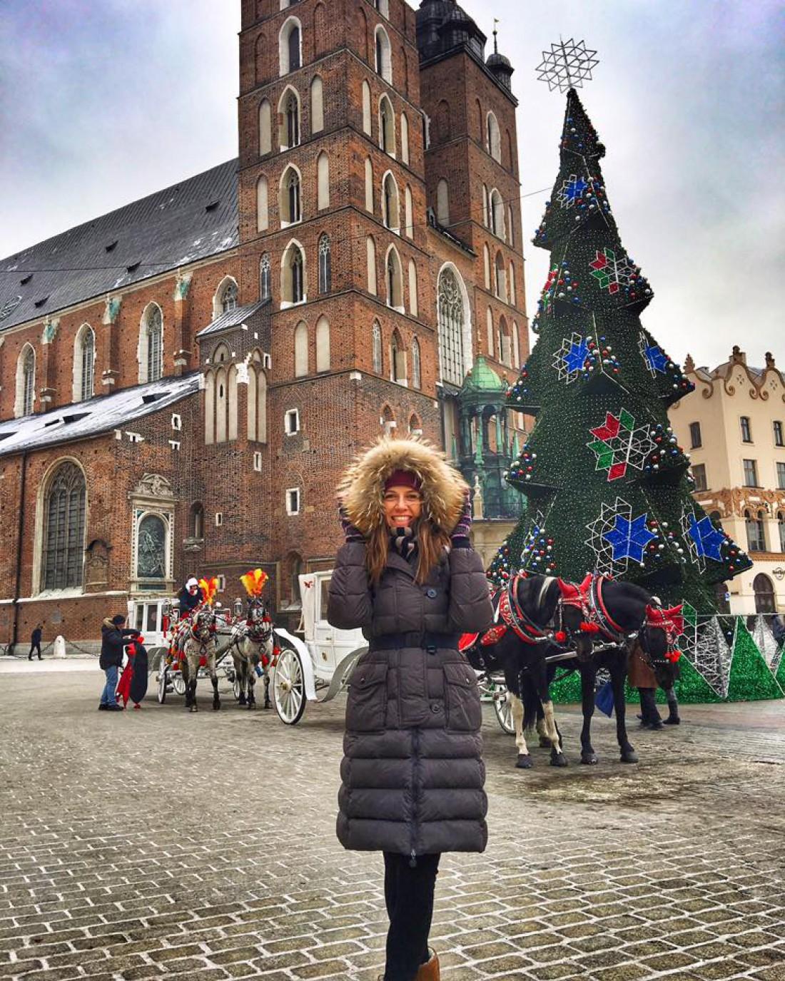 Краков: Кристина Решетник
