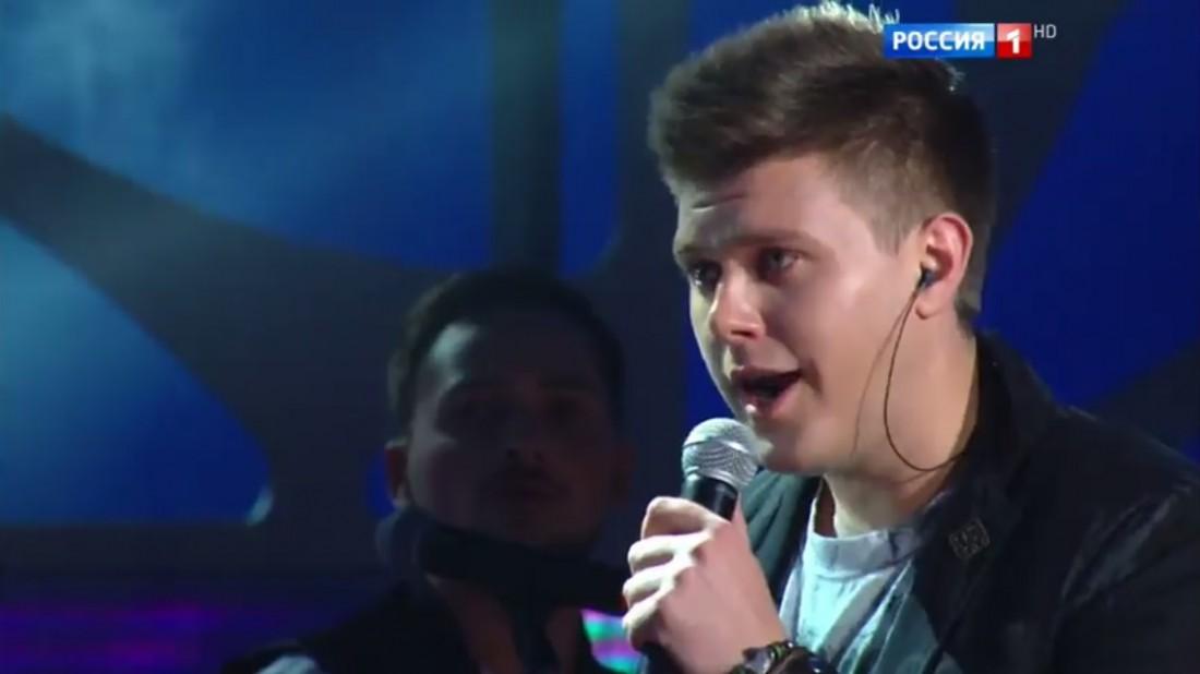 Новая волна 2016 второй конкурсный день выступление России