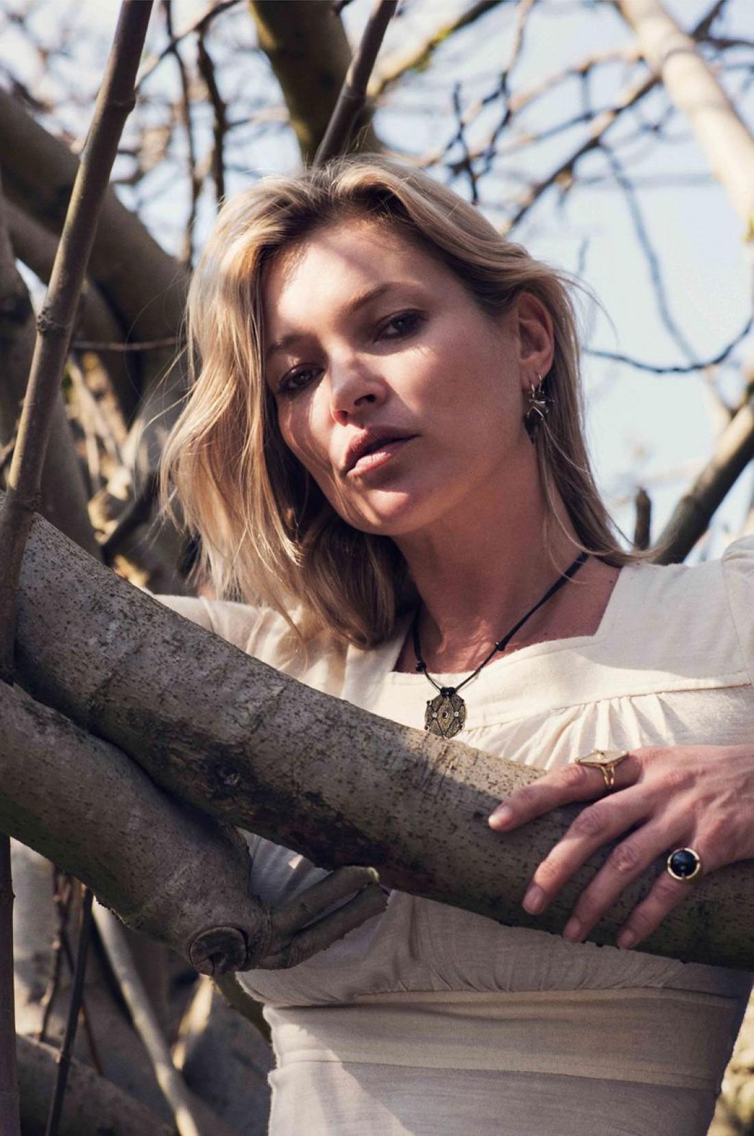 Супермодель Кейт Мосс выпустила линейку украшений