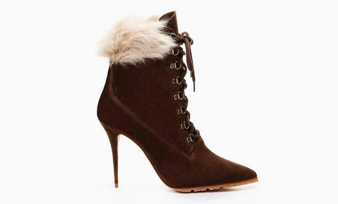 Ботинки из новой коллекции Рианны