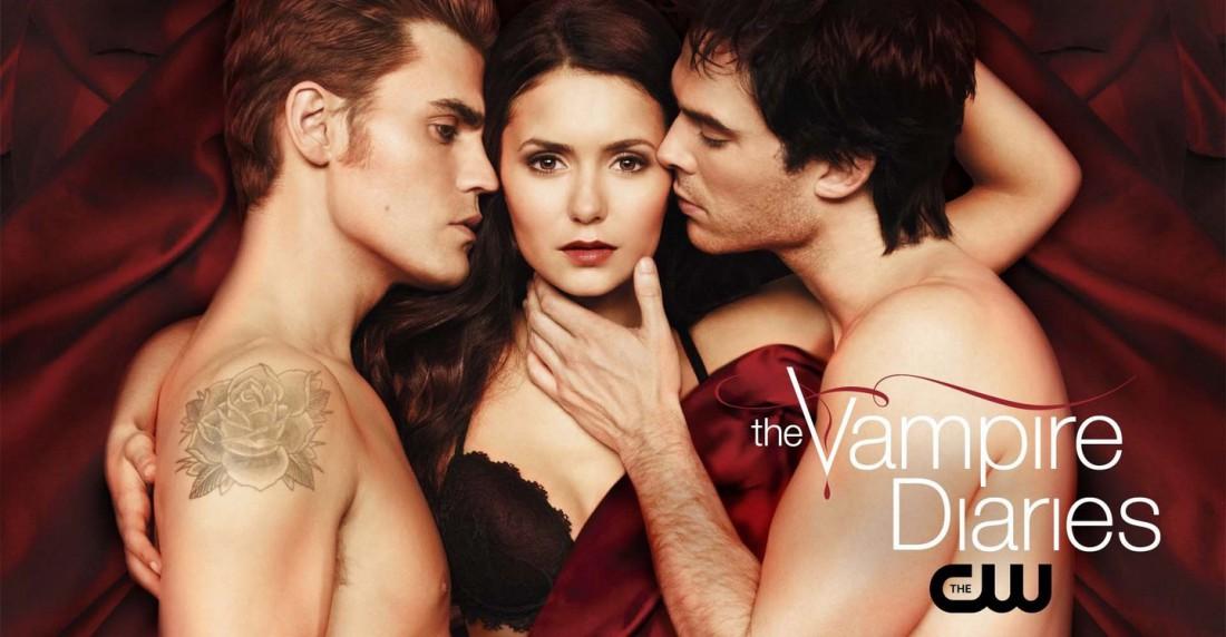 Постер к сериалу Дневники вампира
