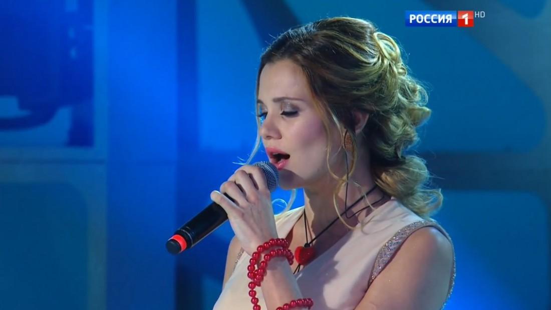 Новая волна 2016 второй конкурсный день: Галина Безрук