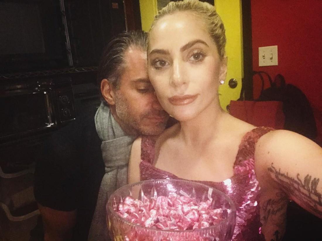 Lady Gaga и Кристиан Карино