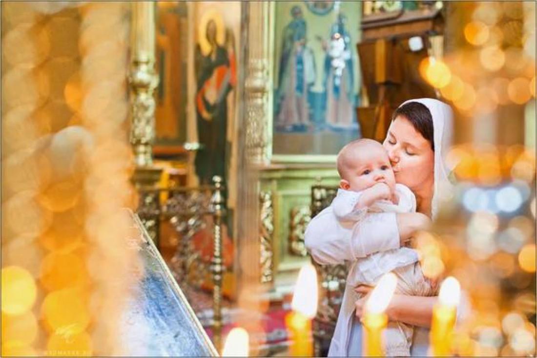 Крещение ребенка: Приметы, запреты, традиции
