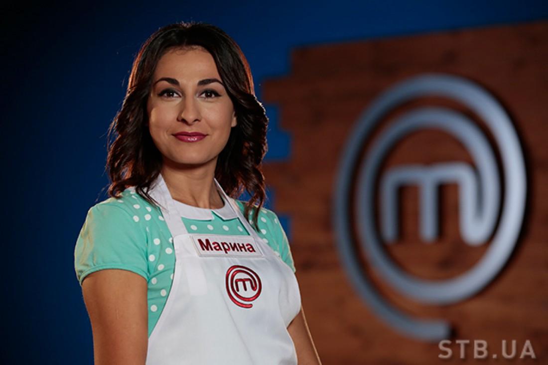 МастерШеф 5 сезон финал: После третьего конкурса шоу покинула Марина Яковенко