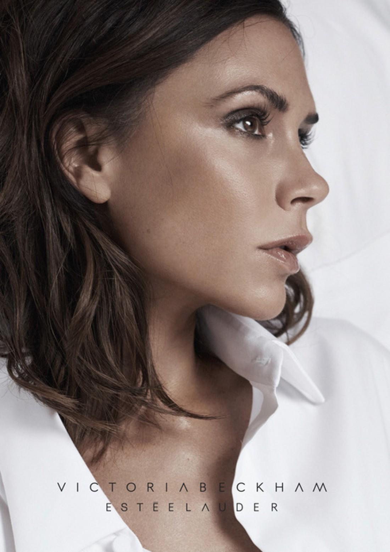 Виктория Бекхэм создаст косметическую линейку для Estеe Lauder