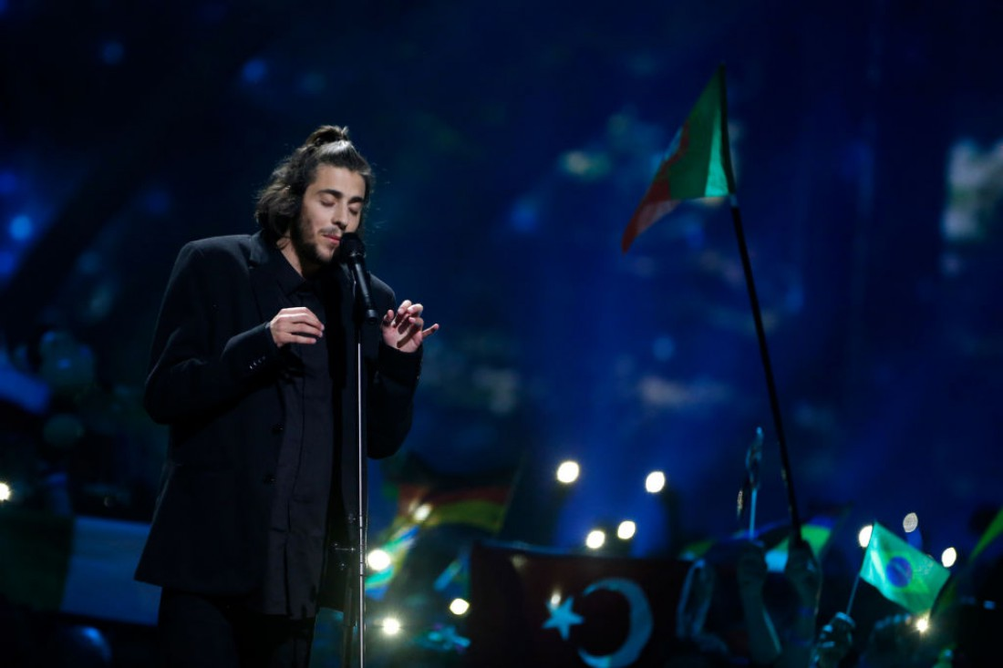Сальвадор Собрал стал победителем Евровидения 2017