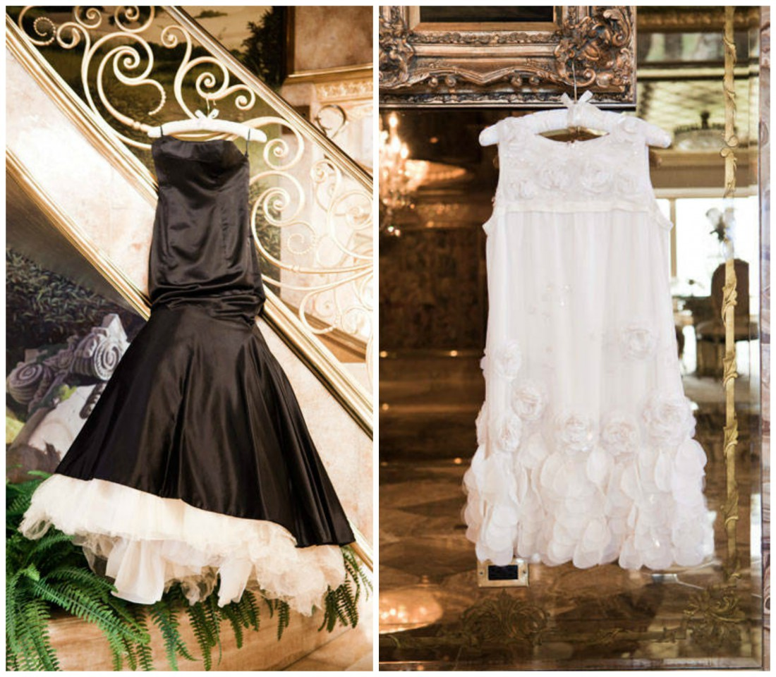Сукня від Alexander McQueen та Anna Sui