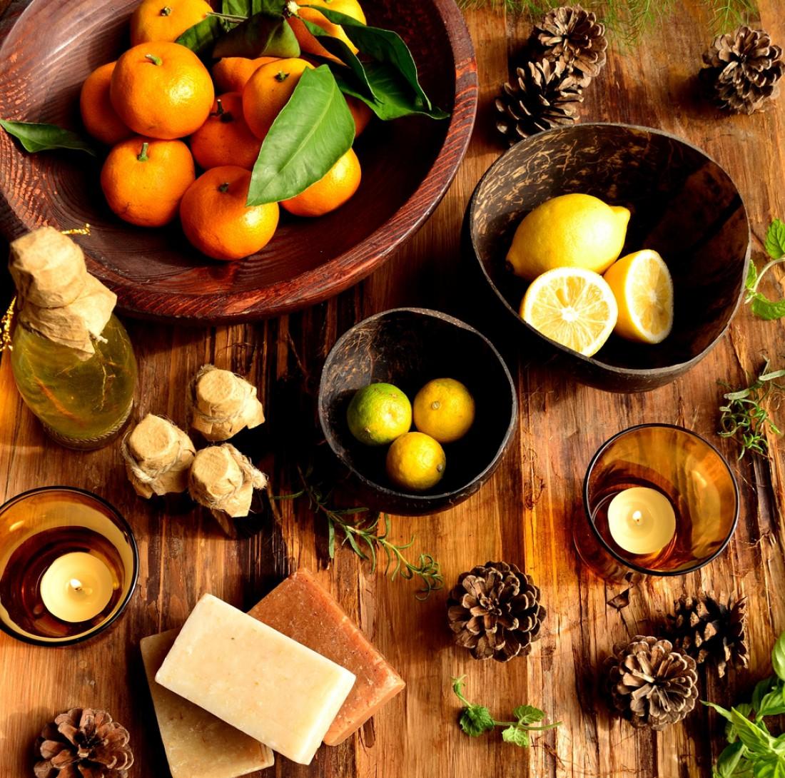 Эфирные масла для осени