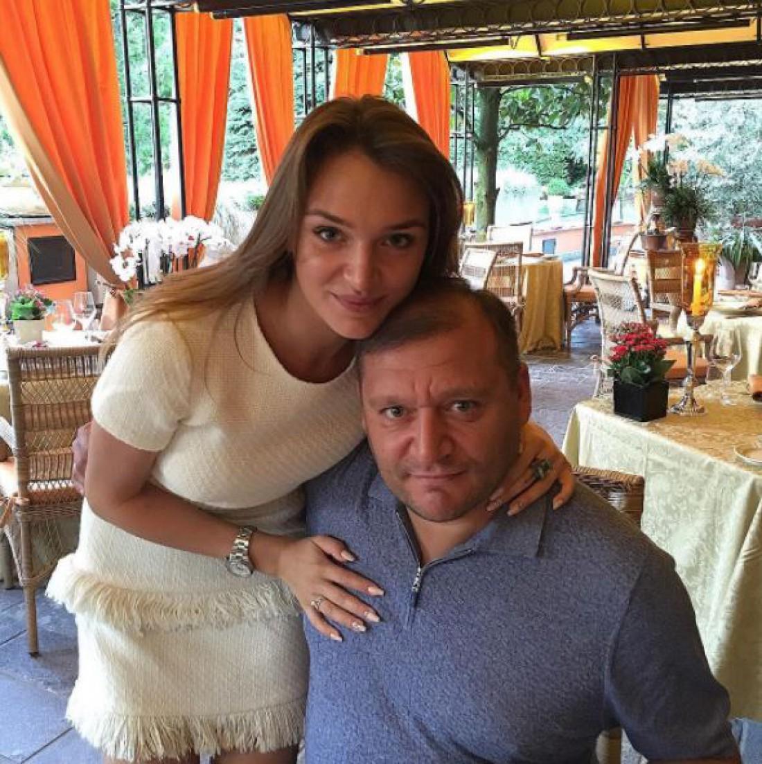 Алла и Михаил Добкины