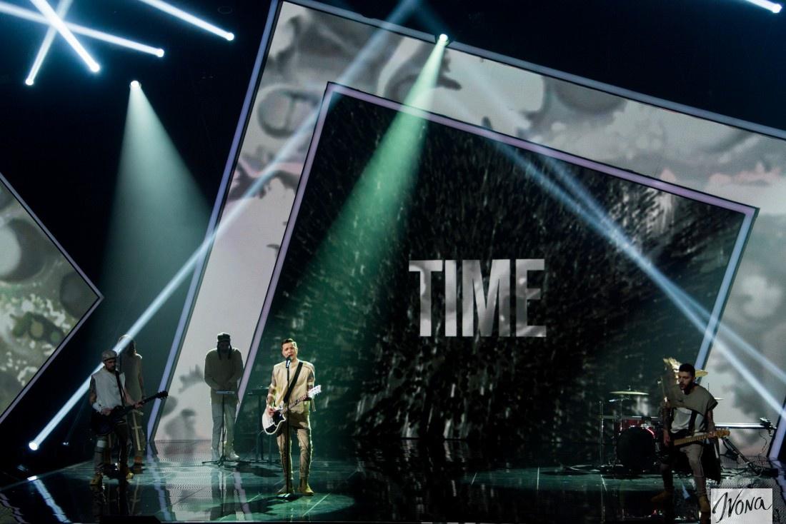 Украина на«Евровидении» выступит под 22-м номером