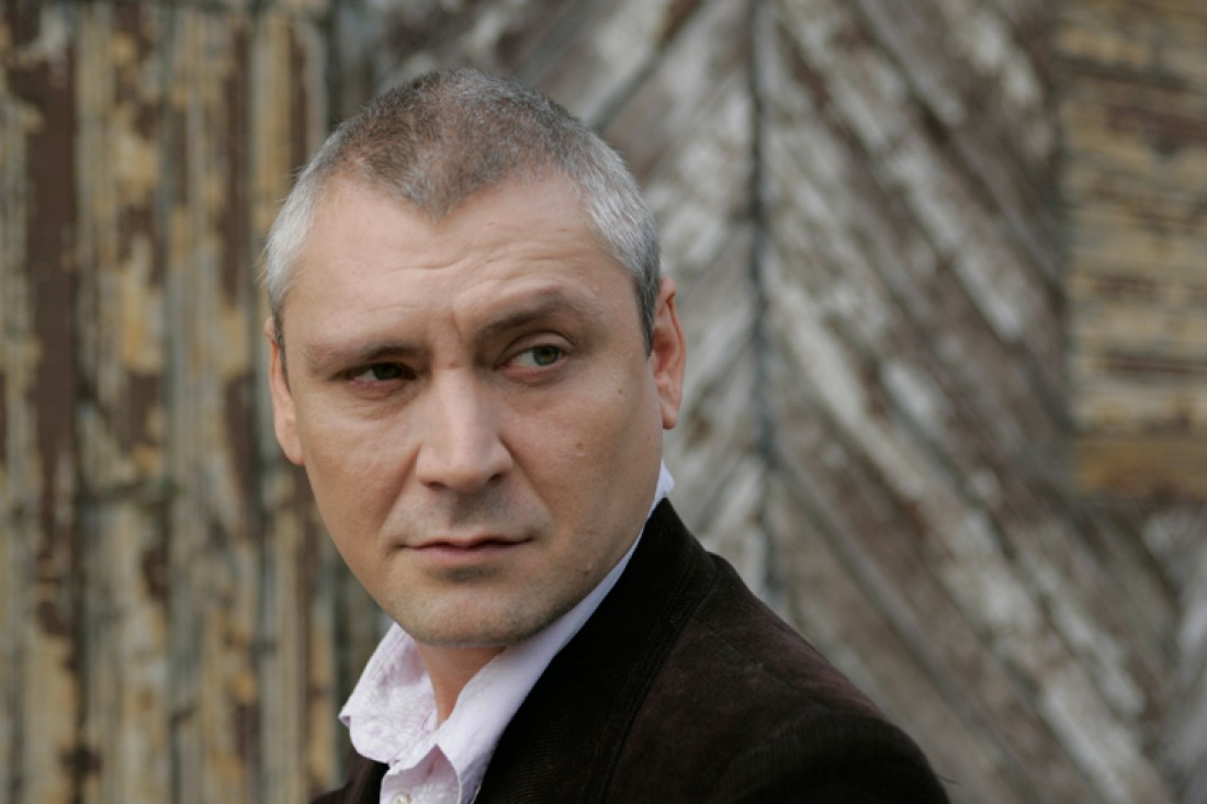 Виталий Линецкий, актер