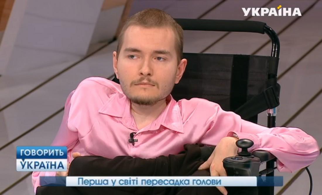 Валерий Спиридонов надеется, что у него будет новое тело