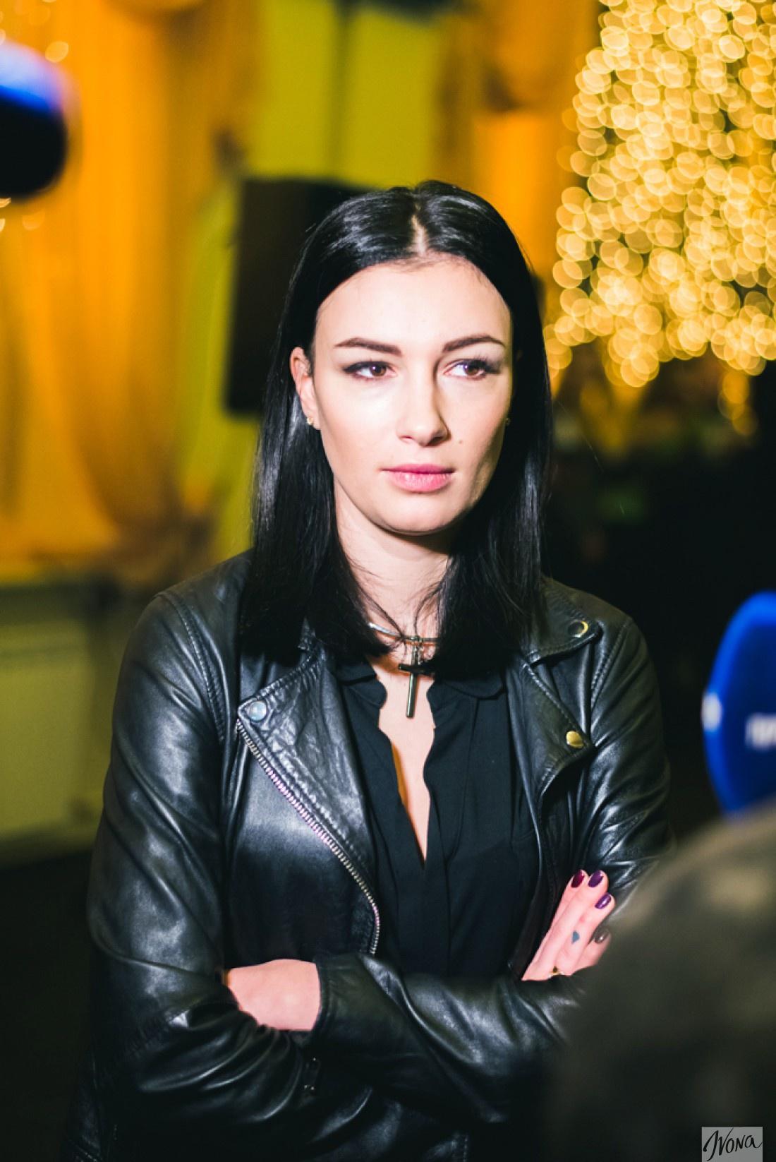 Приходько рассказала о своей участии в отборе от Украины
