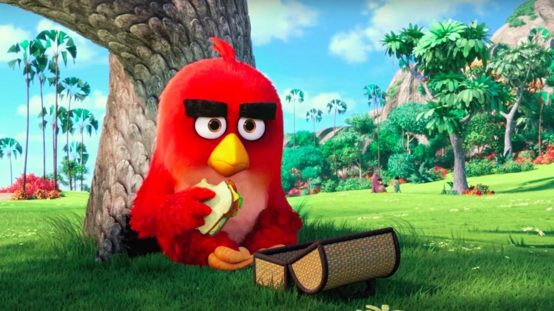 День счастья с Angry Birds
