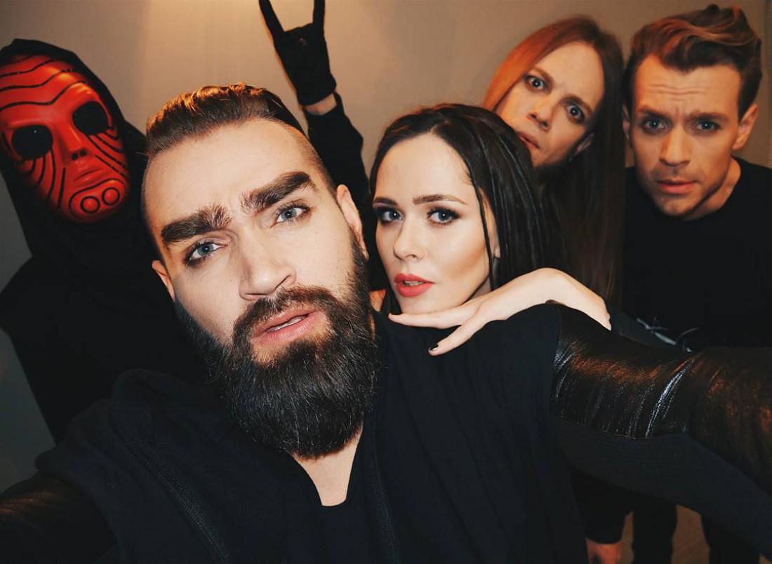 Евровидение 2016 отбор от Украины: Группа The Hardkiss
