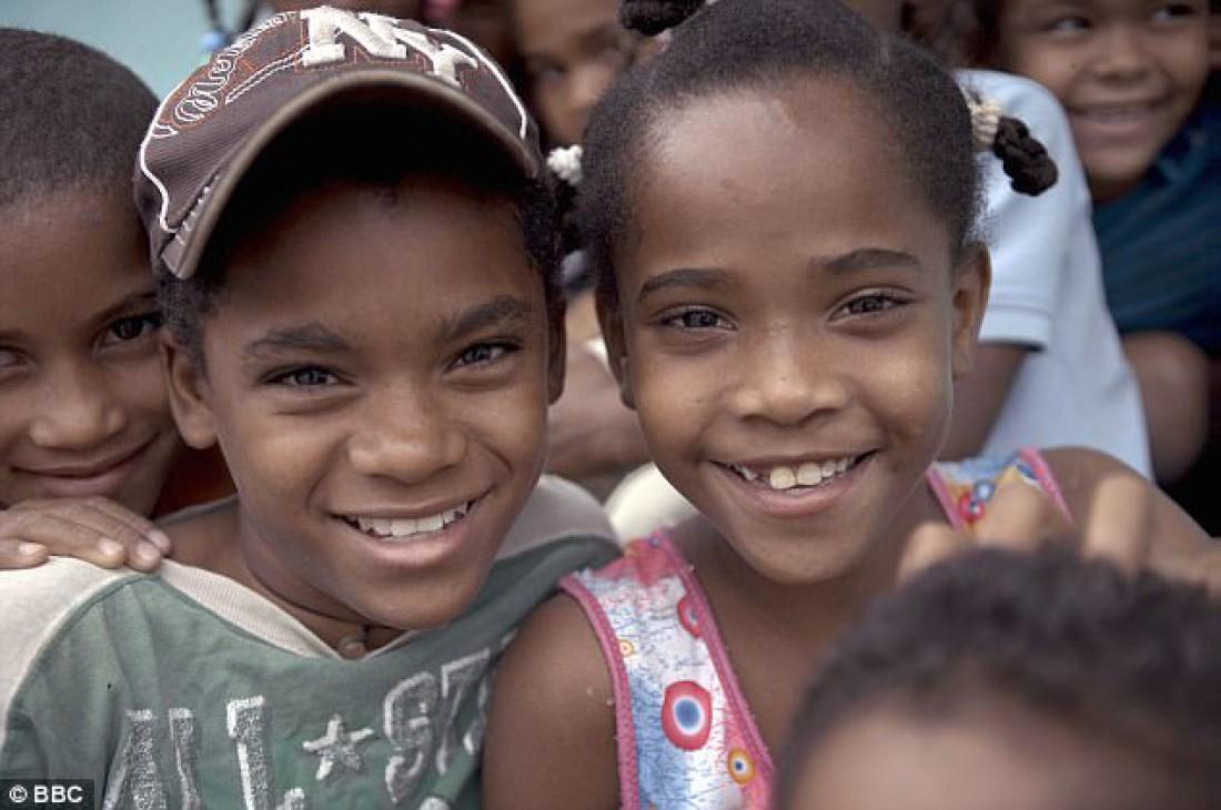 Дети геведосе