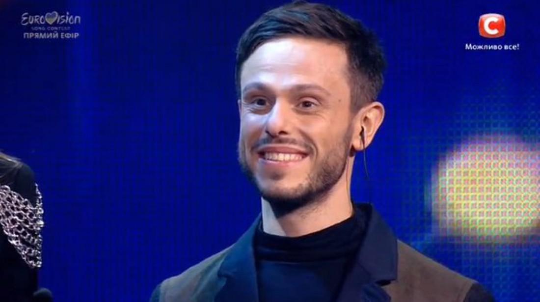«Евровидение-2016»: телепродюсер забраковал песню украинского фаворита