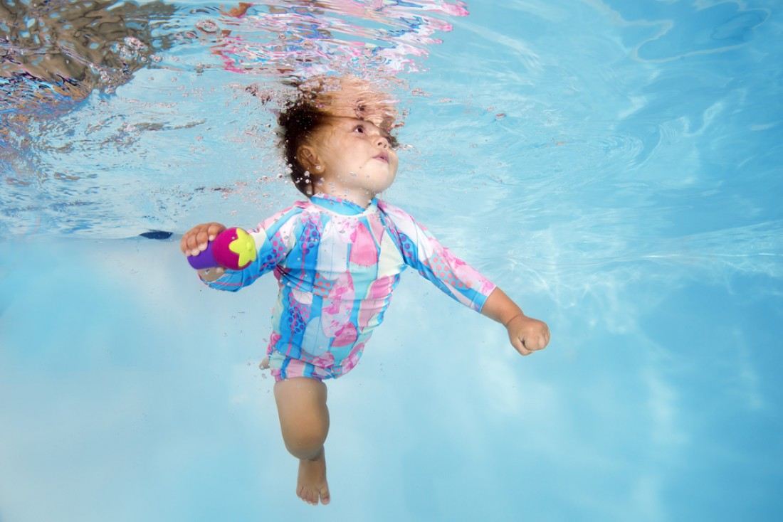 3 совета о безопасности на воде для малышей