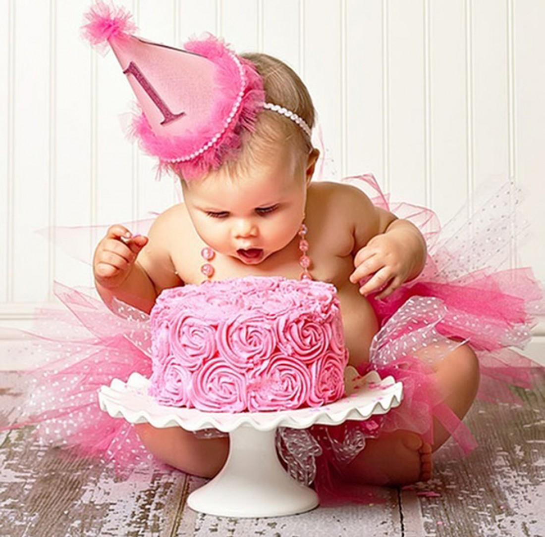 Поздравления годик ребенку девочка