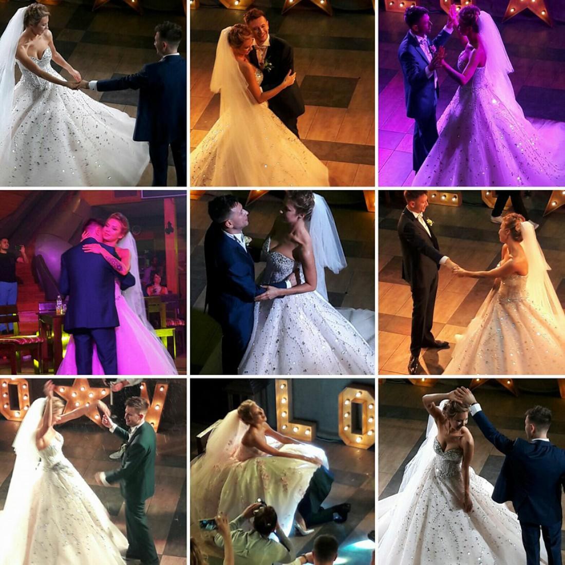 Свадьба Дмитрия и Полины