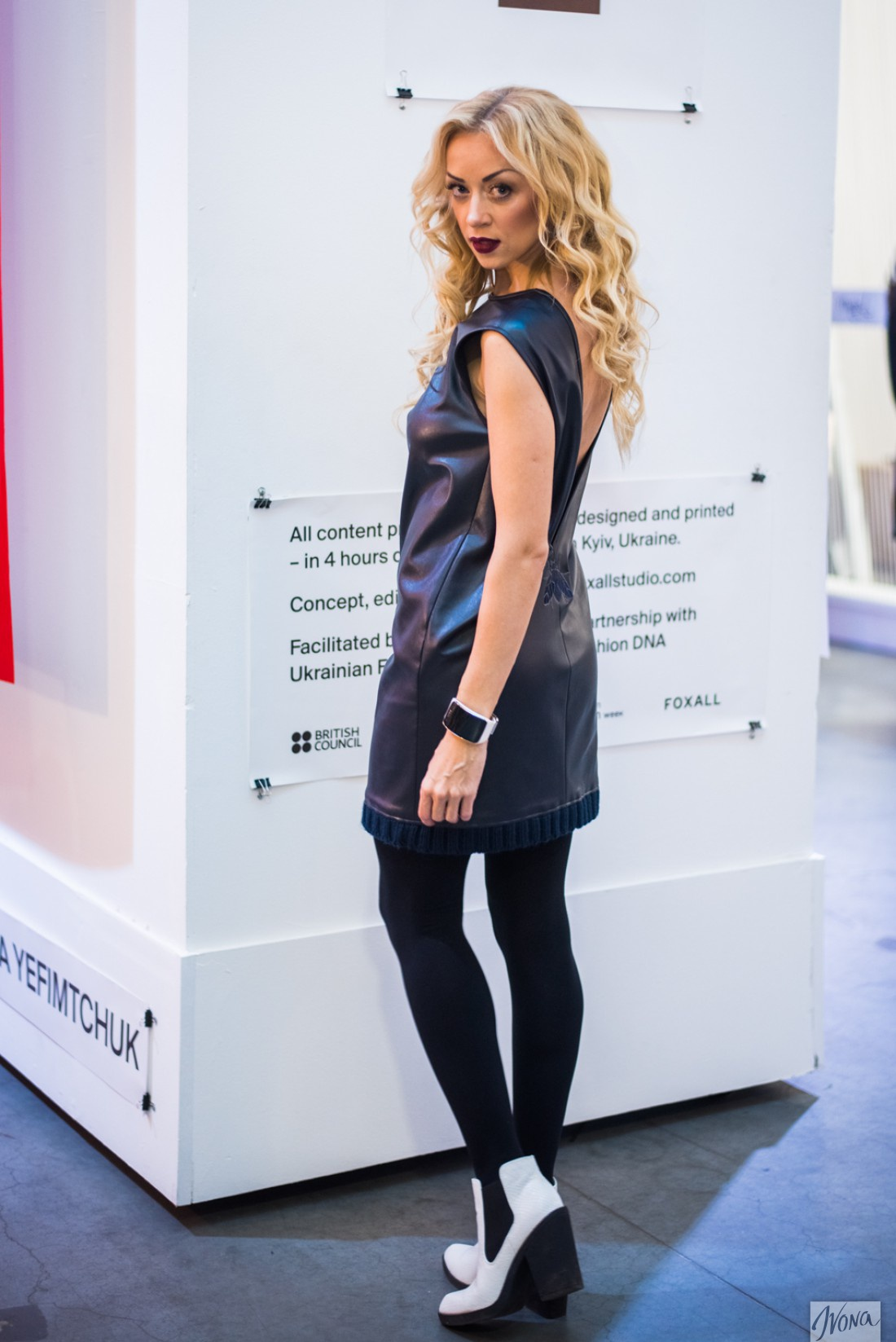 Наталья призналась, что любит миксовать разные стили в одежде