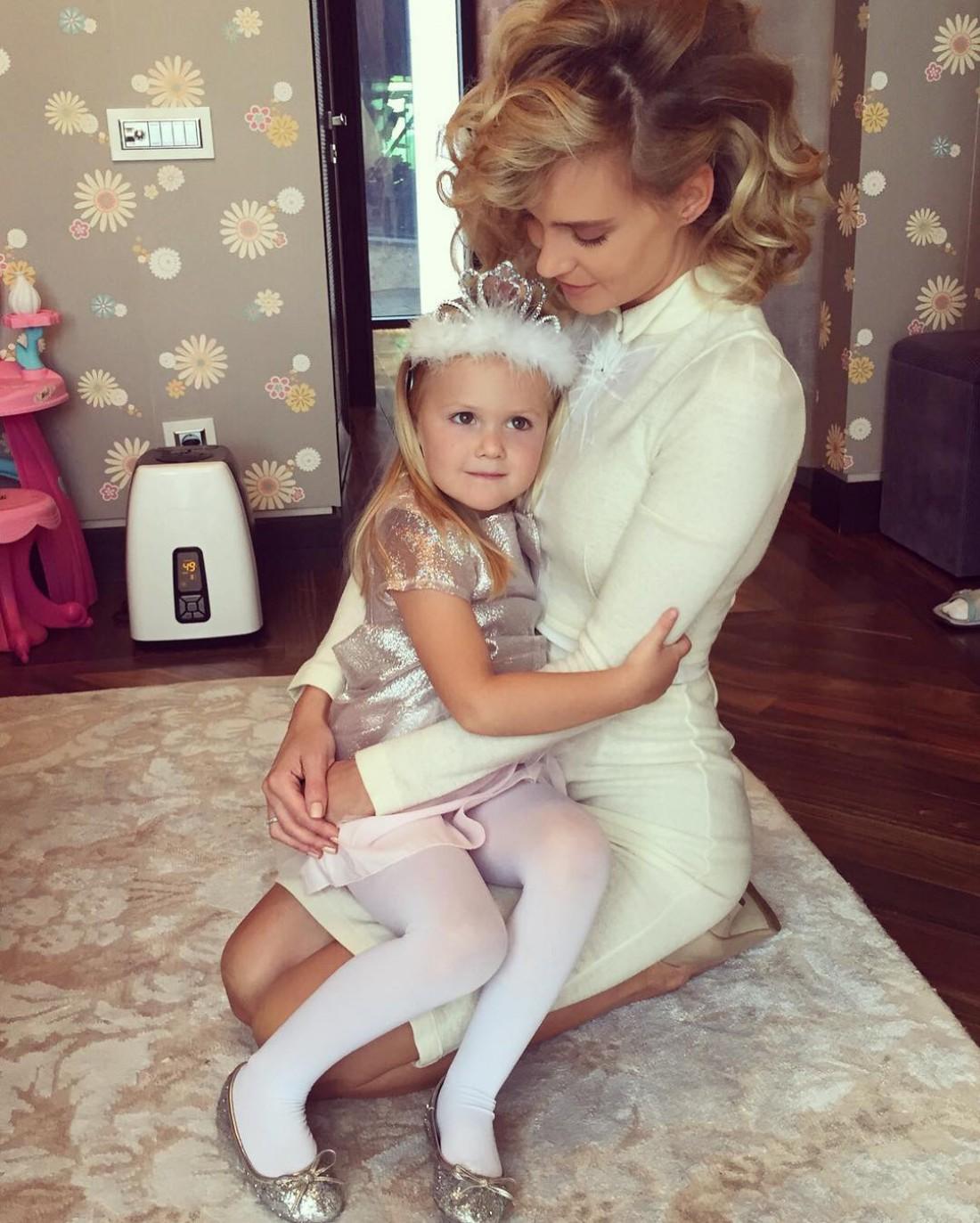 Глюкоза с дочерью Верой