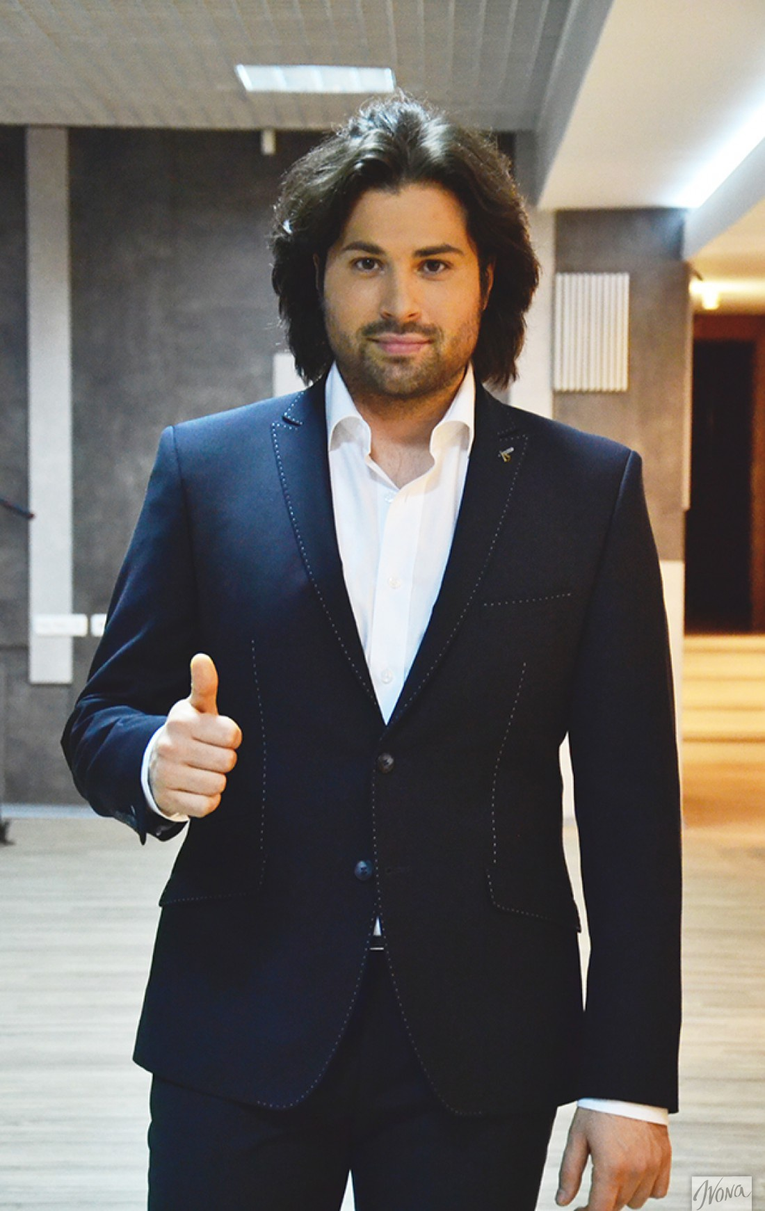 Украинский музыкант Владимир Ткаченко
