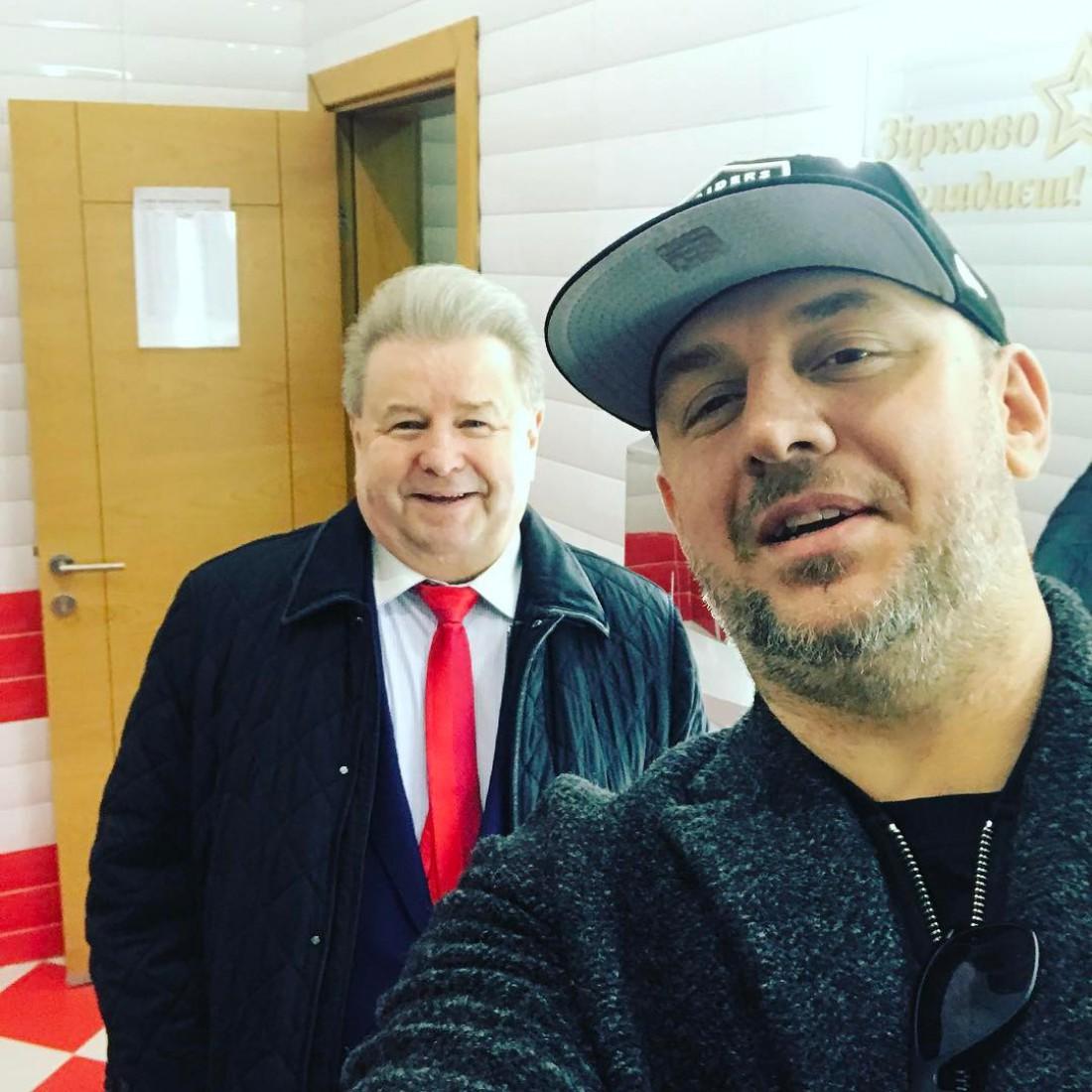 Потап и Михаил Поплвский