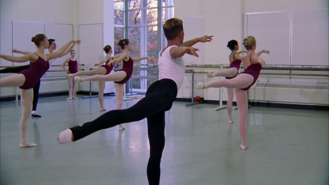 Боди в балете