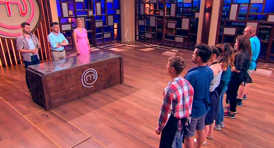 МастерШеф 6 сезон 8 выпуск: аматоры готовили блюда высокой кухни