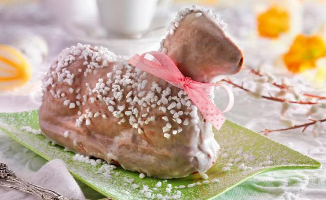 Что приготовить на католическую Пасху: Сдобный пасхальный барашек