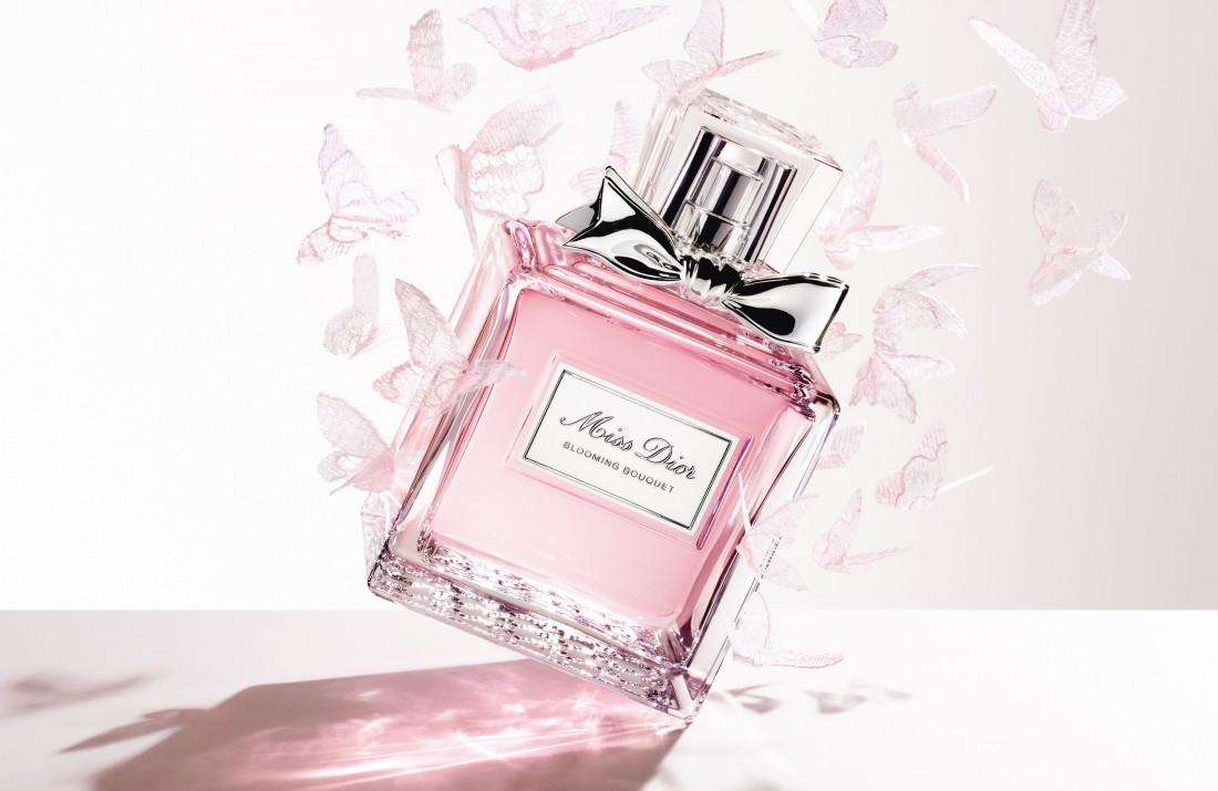 Запахи лета от Dior